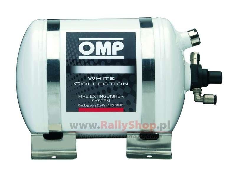 System gaśniczy OMP White Collection (CEFAL2) - GRUBYGARAGE - Sklep Tuningowy